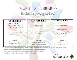 Affiche Libraries 2020