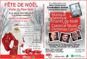 Concert et Fete de Noel