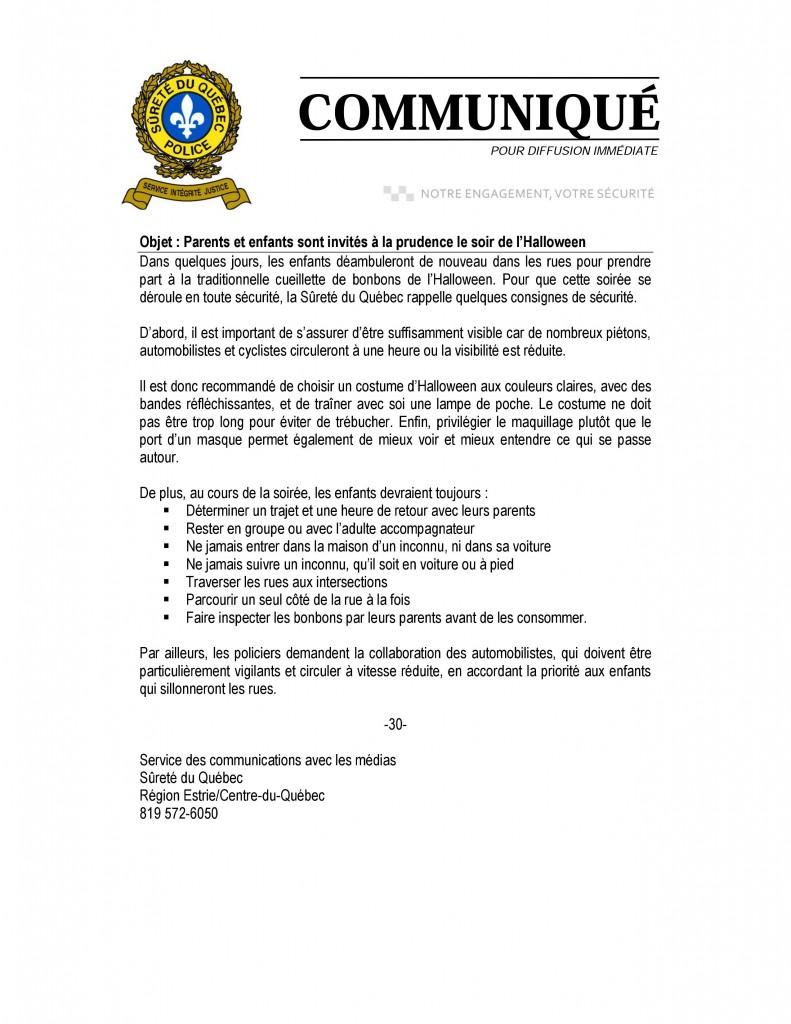20151001_Communique_SecuriteHalloween