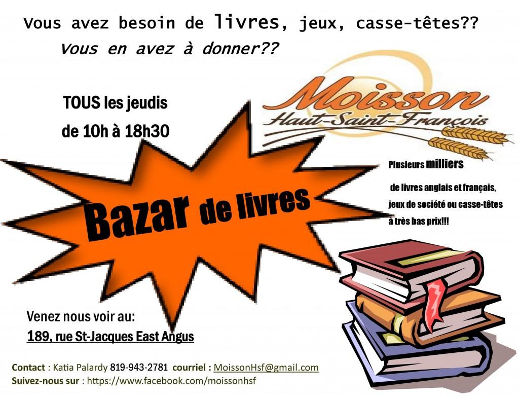 2015-11-19_Prolongation Bazar de livres