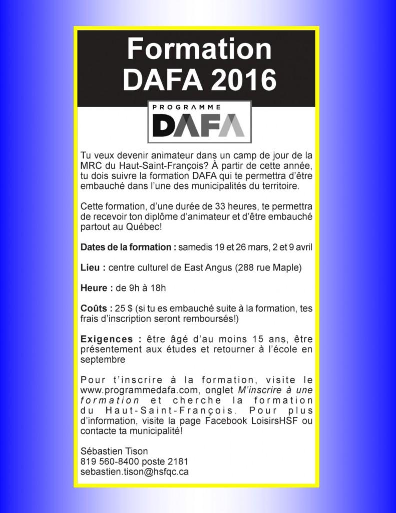 Pub DAFA 2016
