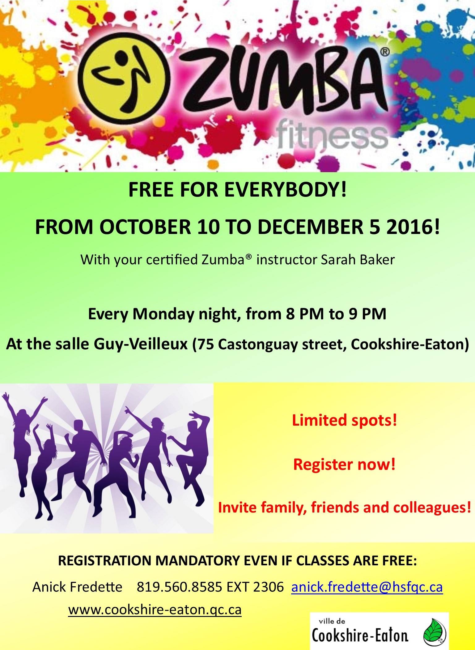 Zumba Instructor Certification Free Professional Resume