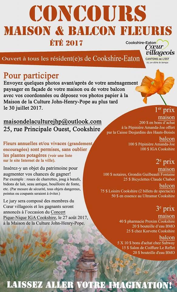 Concours Maison et Balcon Fleuris 2017_Fr